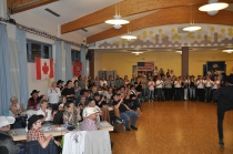 Countryparty der Black Boots