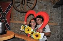 Hochzeitsfeier von Suzanne und Enrico