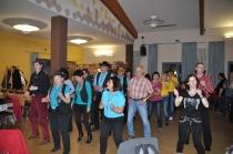 LDP-Party der Black Boots in Apfelstädt