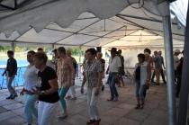 LDP auf dem Sportplatz Walschleben