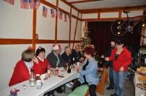 Weihnachtsfeier der Linedance-Garage
